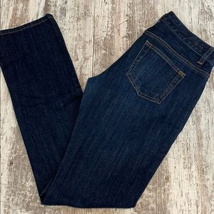 CAbi straight leg style 175 jeans